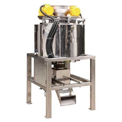 食品类电磁干粉除铁机