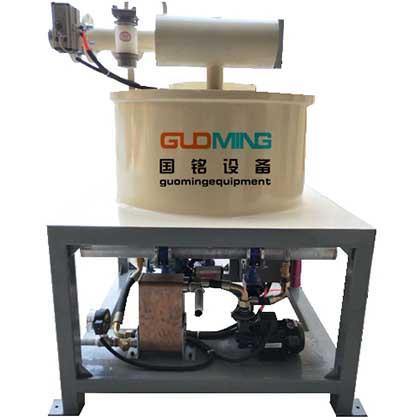 全自动电磁浆料除铁机