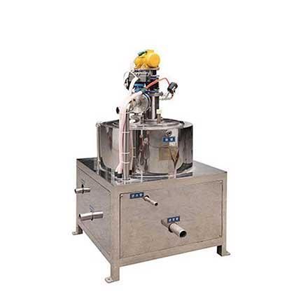 食品类电磁浆料除铁机